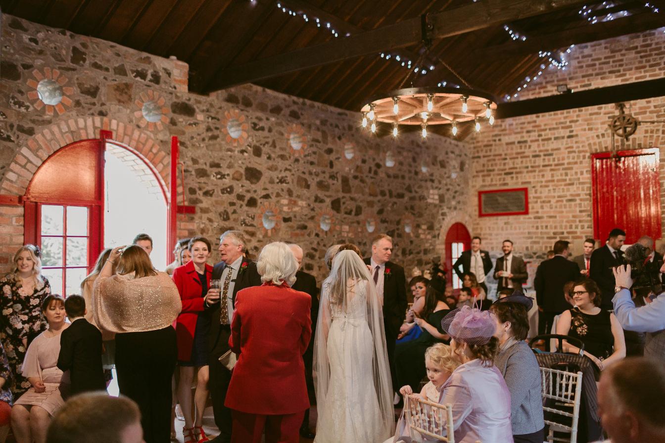 Seth Danielle Riverdale Barn Wedding Photography 124