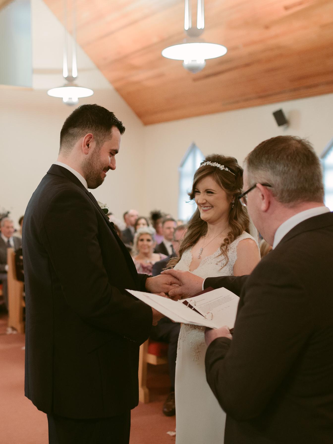 Seth Danielle Riverdale Barn Wedding Photography 123