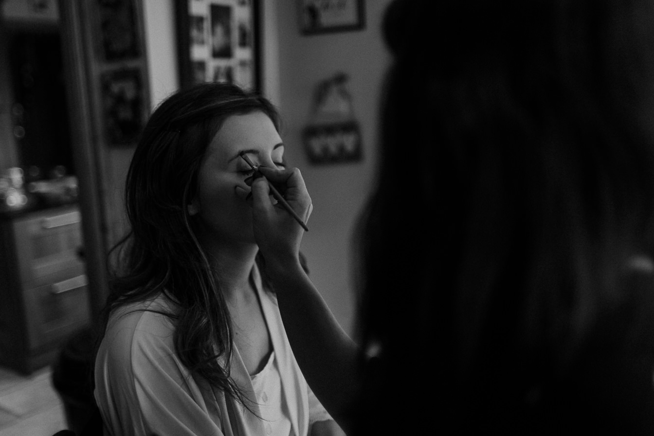 Seth Danielle Riverdale Barn Wedding Photography